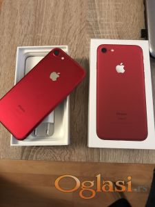 Apple iPhone 7 /7 Plus (RED) Limited Edition  128gb/256GB