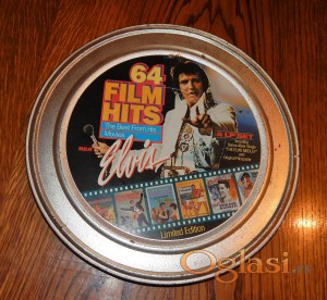 Elvis Presley, 64 film hits, limited edition