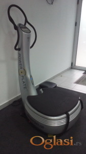 Prodajem Power Plate Pro 5 air