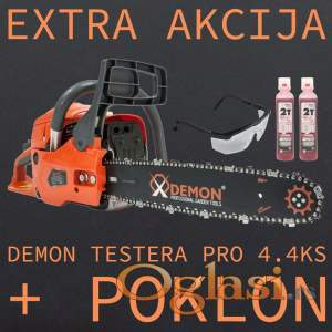 Demon 4.4Ks benzinska testera