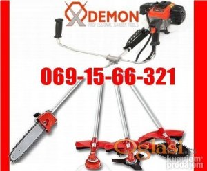 Trimer demon 5.2ks i straus NOVO