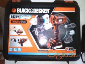 Novi Black&Decker MULTIEVO 14,4 V