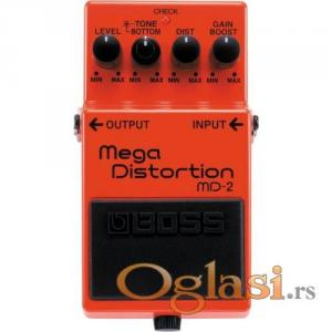 Boss MD2 - Mega Distortion 2