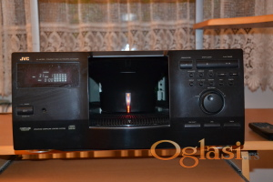 Petrovaradin - JVC 200 CD player