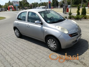 Nissan Micra dci