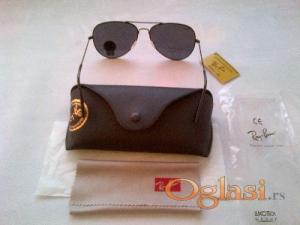 Ray Ban Aviator 3025 crne