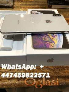 NEW! Apple iPhone XS Max 512GB Silver