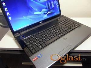 Acer Aspire 7535G 2x2,10/4GB/320hdd/17,3""