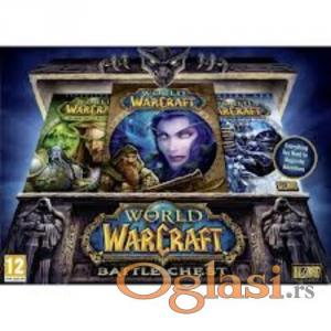 9 x  World of Warcraft Battlechest
