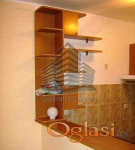 10105 JEDNOIPOSOBAN - 43m2 - GRBAVICA - 53150€