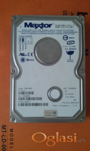 hard disk maxtor 80 gb