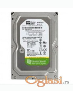 "HDD INT 3,5"" 500GB WD5000AVDS"