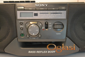 Petrovaradin - SONY CD, RADIO i CASSETTE player