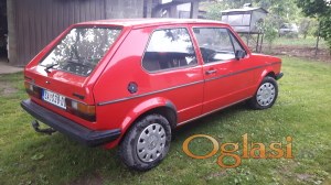 Volkswagen - VW Golf 1, Orid