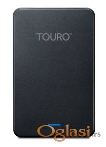 HGST Touro Mobile 500GB USB 3.0 External Hard Drive,