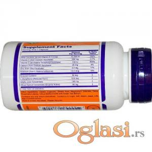 Now Foods , Antioxidant Caps , 60 Capsules