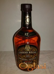 Chivas Regal Premium Scotch Whisky 1L