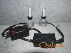 Led H1 Set 8000lm CANBUS , VRHUNSKI KVALITET