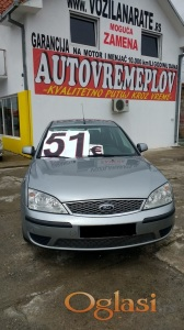 2006 Ford Mondeo 2.0 TDCI