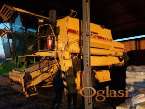 New Holland kombajn , 1989 god.