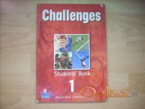 Challenges  1 Students Book 5 razred osn. skole  Novi Sad