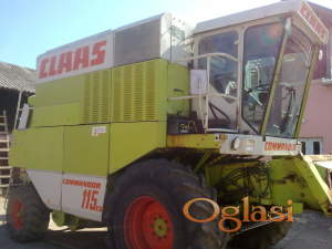 Claas Commandor 115