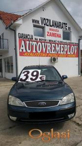 2003 Ford Mondeo 2.0 TDCI