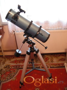 Skywatcher 130/650 Newton teleskop EQ2